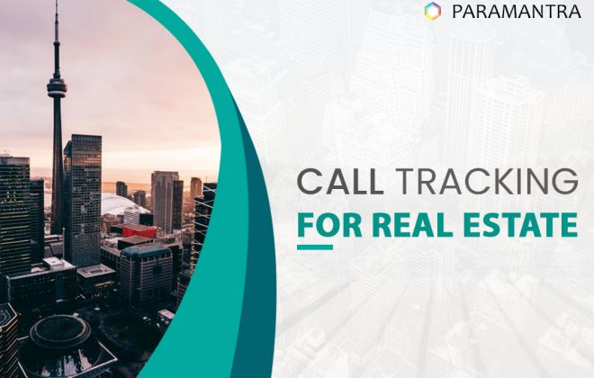 Call tracking for Real estate industry