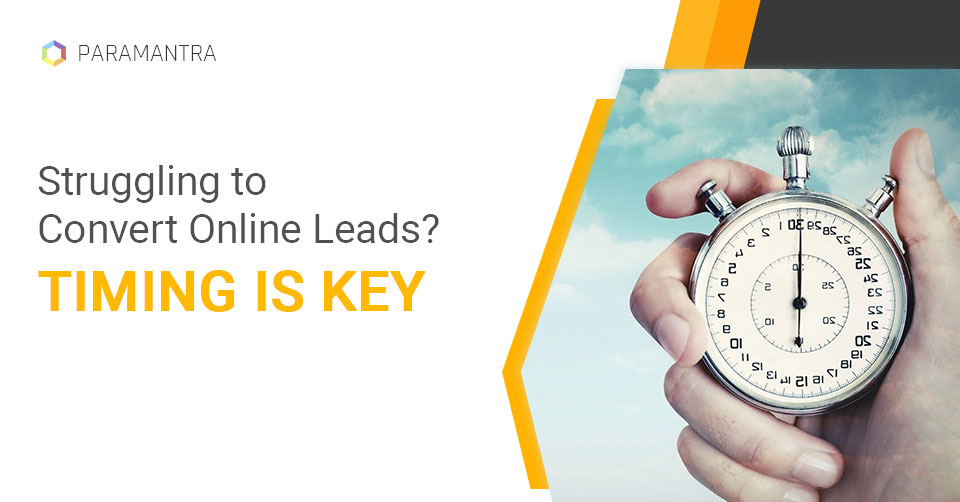 Online Leads Are Easy To Generate But Hard To Convert – Here's Why