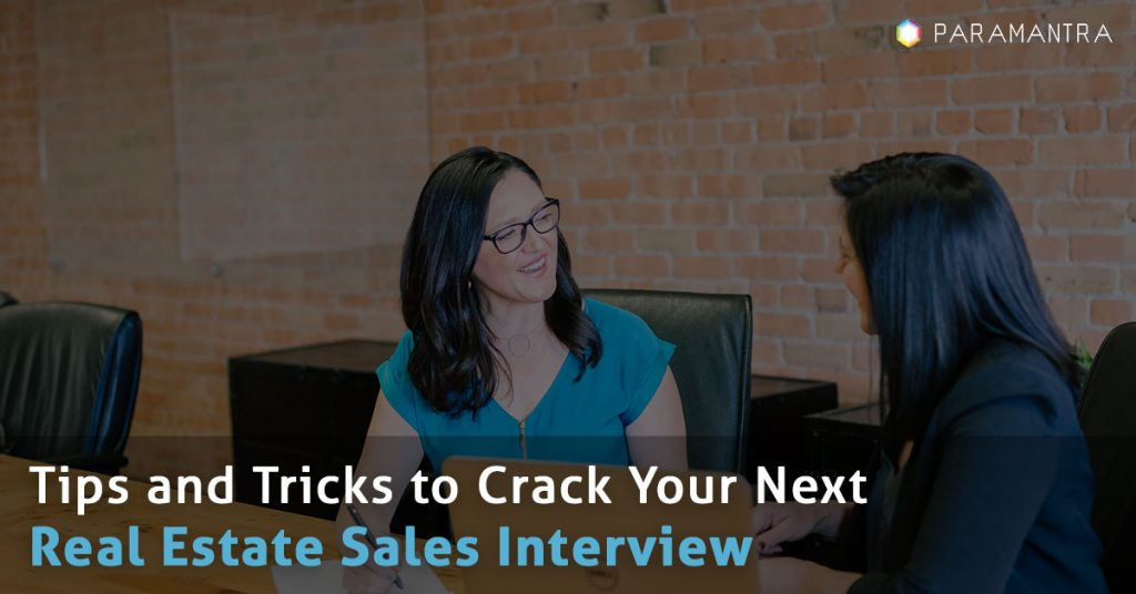 Top 5 Real Estate Sales Interview Questions and Tips