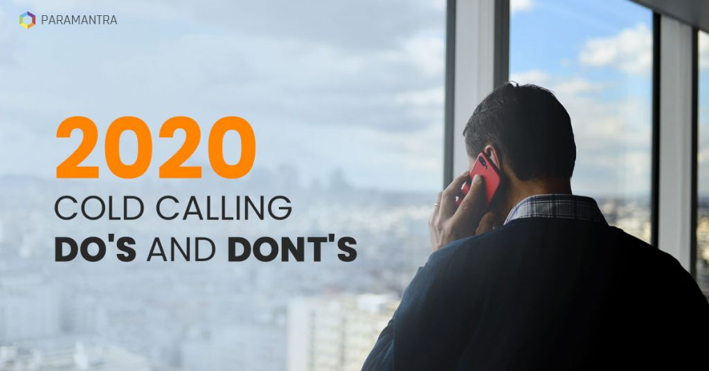 2020 Series: Cold Calling Is Here to Stay! Here's What You  Do Need To Know
