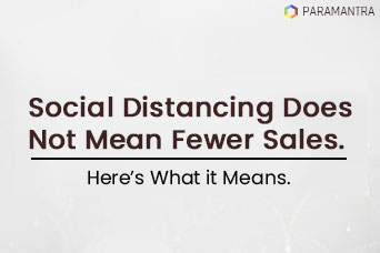 'Sales From Home' In The Time of Social Distancing